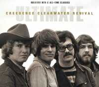 Ultimate CCR: Greatest Hits & Allti-Creedence Clearwater Revival-CD