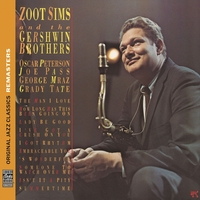 Zoot Sims And The Gershwin Brothers-Zoot Sims-CD