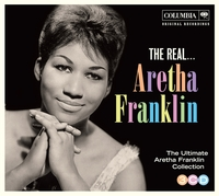 The Real... Aretha Franklin (3 CD)-Aretha Franklin-CD