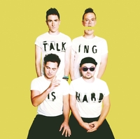 Talking Is Hard-Walk The Moon-CD