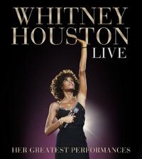Whitney Houston Live: Her Grea-Whitney Houston-CD