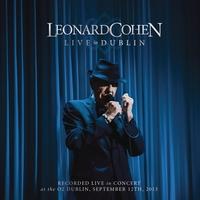 Leonard Cohen - Live In Dublin - (DVD)-DVD