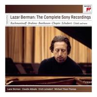 Lazar Berman - The..-Lazar Berman-CD