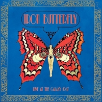 Live At The Galaxy 1967-Iron Butterfly-LP