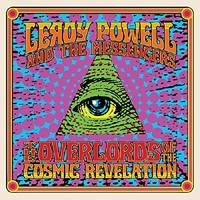 The Overlords Of The Cosmic Revelation-Leroy Powell & The Messengers-LP