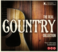 The Real... Country Collection (3 CD)--CD