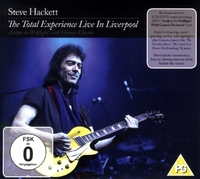 The Total Experience Live In L-Steve Hackett-CD
