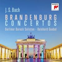 Brandenburgische Konzerte-J.S. Bach-CD