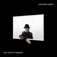 You Want It Darker-Leonard Cohen-CD