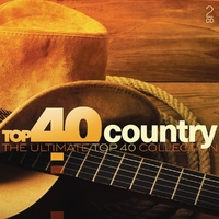 Top 40 - Country--CD