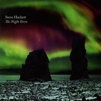 The Night Siren-Steve Hackett-CD