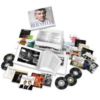 Leonard.. -Box Set--Leonard Bernstein-CD