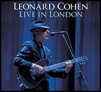 Live In London-Leonard Cohen-LP