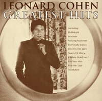 Greatest Hits-Leonard Cohen-LP