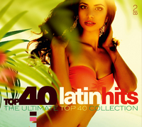 Top 40 - Latin Hits--CD