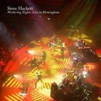 Wuthering Nights: Live In Birm-Steve Hackett-CD+DVD
