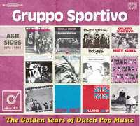 The Golden Years Of Dutch Pop Music: Gruppo Sportivo-Gruppo Sportivo-CD