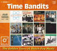 The Golden Years Of Dutch Pop Music: Time Bandits-Time Bandits-CD