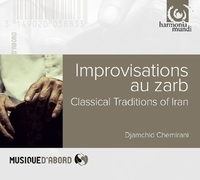 Improvisations Au Zarb-Chemirani-CD