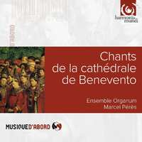 Chants Cathedrale De Benevento-Ensemble Organum-CD