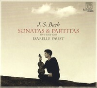Sonatas & Partitas Vol 2-Isabelle Faust-CD