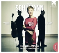 Violin Concerto Piano Trio No.3-Isabelle Faust-CD