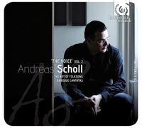 Initiales The Voice Vol.2-Andreas Scholl-CD