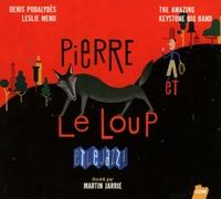 Pierre Et Le Loup Et Le Jazz!-The Amazing Keystone Big Band-CD