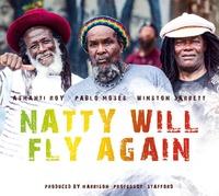 Natty Will Fly Again-Ashanti Roy, Pablo Moses, Winston Jerret-CD