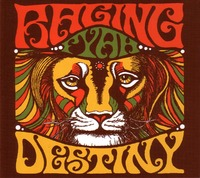 Destiny-Raging Fyah-CD