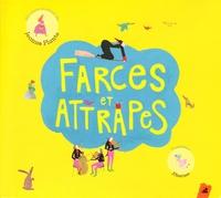 Farces Et Attrapes-Jeanne Plante-CD