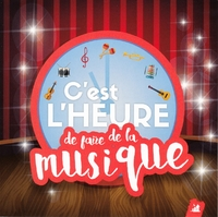 Cest Lheure De Faire De La Musique-Henri Des-CD
