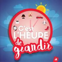 Cest Lheure De Grandir-Henri Des-CD