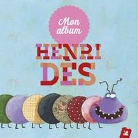 Mon Album De Henri Des-Henri Des-CD