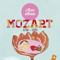 Mon Album De Mozart--CD