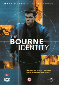 The Bourne Identity-DVD