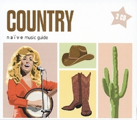 Naive Music Guides - Country--CD