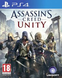 Assassins Creed - Unity-Sony PlayStation 4