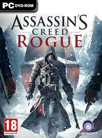 Assassins Creed - Rogue-PC CD-DVD