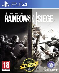 Rainbow Six - Siege-Sony PlayStation 4