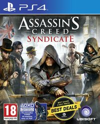 Assassins Creed - Syndicate-Sony PlayStation 4