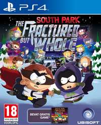 South Park - The Fractured But Whole-Sony PlayStation 4