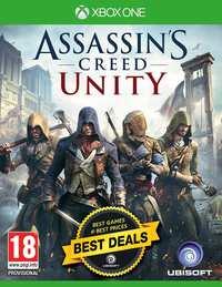 Assassins Creed - Unity-Microsoft XBox One