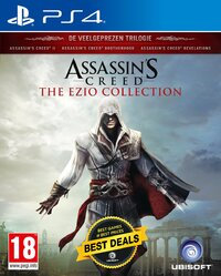 Assassins Creed – The Ezio Collection-Sony PlayStation 4