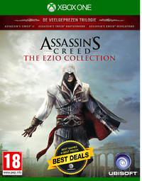 Assassins Creed – The Ezio Collection-Microsoft XBox One