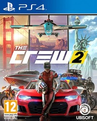 The Crew 2-Sony PlayStation 4