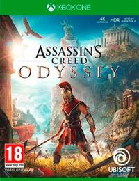 Assassins Creed - Odyssey-Microsoft XBox One