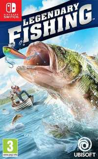 Legendary Fishing-Nintendo Switch
