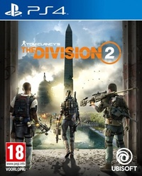 Tom Clancy - The Division 2-Sony PlayStation 4