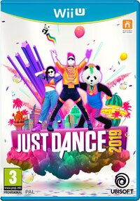 Just Dance 2019-Nintendo Wii U